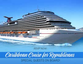 "#24 for Facebook Ad Graphic for ""Duval Trump Club Caribbean Cruise"" af saurov2012urov"
