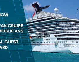"#29 для Facebook Ad Graphic for ""Duval Trump Club Caribbean Cruise"" от dyloewiday"