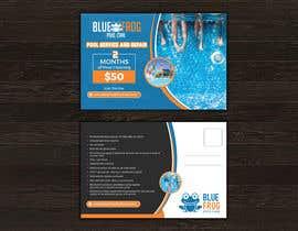 #73 для Pool Card Design от Uttamkumar01