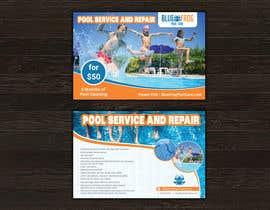 #74 для Pool Card Design от Uttamkumar01