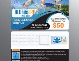#59 для Pool Card Design от abwahid9360