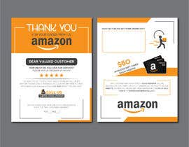 #36 untuk make me a Feedback flyer for my amazon orders oleh abdullahrasel
