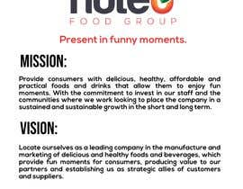#26 cho Mission Statement/Vision Statement/Unique phrase for the company. bởi fmbocetosytrazos