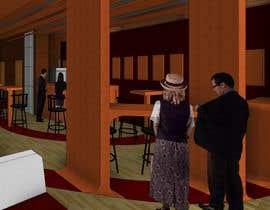 #26 for Designe, architect, interior design nightclub. af Scalerule