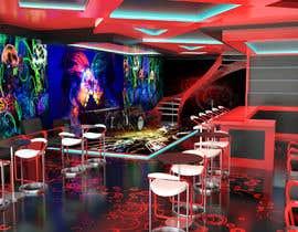 #22 for Designe, architect, interior design nightclub. af Hellscream67