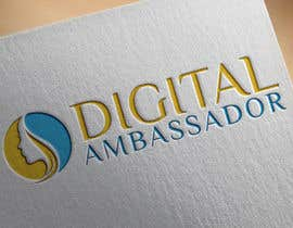 "#163 for LOGO DESIGN FOR A BRAND "" DigitalAmbassador"" by ghhdtyrtyg"
