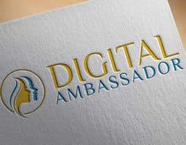 "#164 for LOGO DESIGN FOR A BRAND "" DigitalAmbassador"" by ghhdtyrtyg"