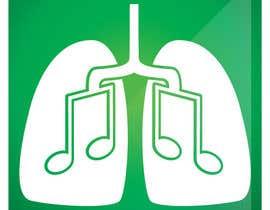 nº 4 pour Design a Logo for Singers Breathing Appliction par brissiaboyd