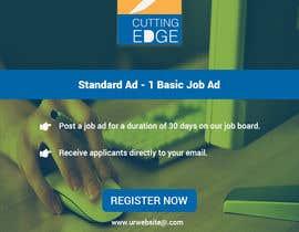 #21 untuk Ecover for Job Ad site oleh DtRahul