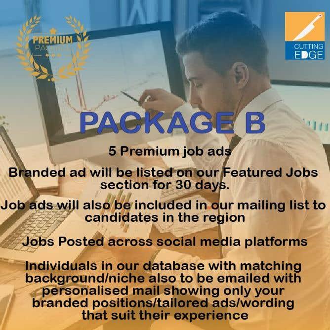 Penyertaan Peraduan #7 untuk Ecover for Job Ad site