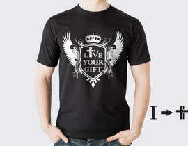 #150 for make a t-shirt design by BestDesgin
