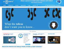 #21 for Banner Ad Design for cellsafe.com af akshavi