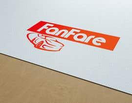 Nro 40 kilpailuun Make a logo for FanFare käyttäjältä shakhawatmalik1