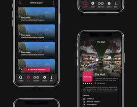 #48 untuk Ui Ux Design for a Mobile App oleh onogenio