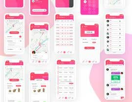 #52 untuk Ui Ux Design for a Mobile App oleh rajitravindran