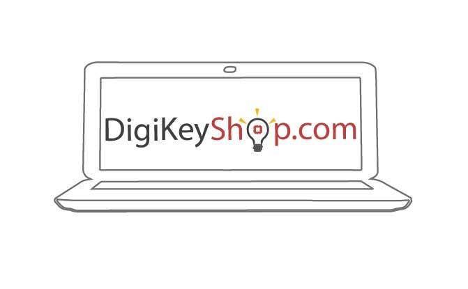 Contest Entry #109 for Logo for DigiKeyShop.com