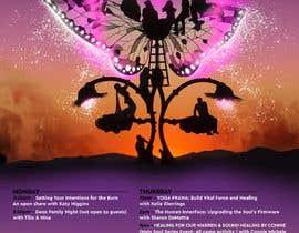 xexexdesign tarafından Burning Man Poster Creation için no 65