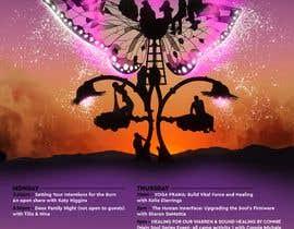 xexexdesign tarafından Burning Man Poster Creation için no 66