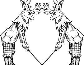 Nro 43 kilpailuun Contest - stag image logo käyttäjältä DEVANGEL1