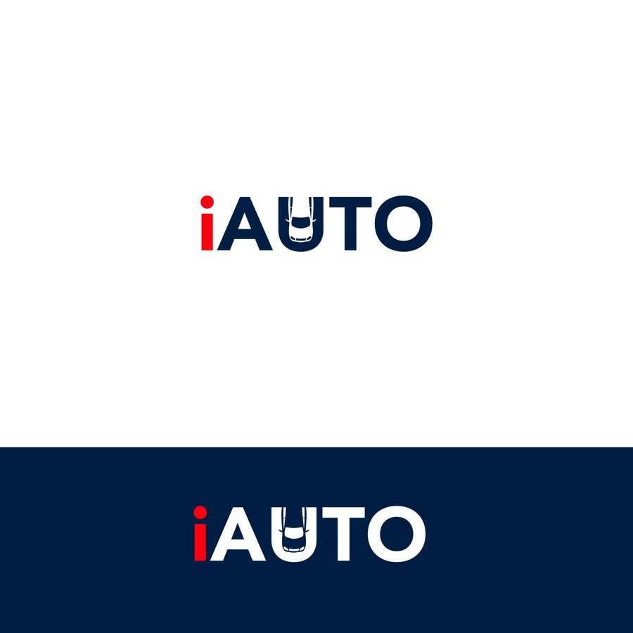 Konkurrenceindlæg #420 for iAuto Logo