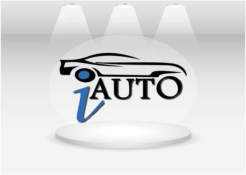 Kilpailutyö #73 kilpailussa iAuto Logo