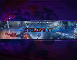 #27 untuk Make a YouTube logo and banner for my gaming channel oleh SONIATABASSUM