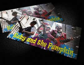 #3 для business card and banner for my band Ruby and the Pumpkin от designermohan