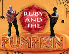 #6 for business card and banner for my band Ruby and the Pumpkin by crayonfahd
