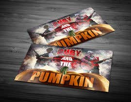 #16 for business card and banner for my band Ruby and the Pumpkin by donov