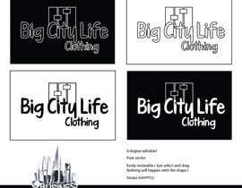 #13 for Redraw a Logo for Big City Life Clothing- Kids Online Store af blackjackops