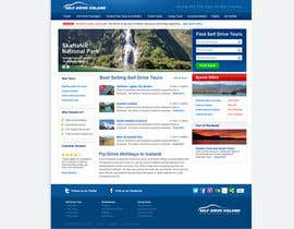 #24 for Website Design for Iceland self-drive tours af Celticfc