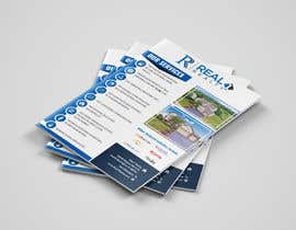 #180 cho Custom one page Professional Brochure for Real Estate Company bởi bachchubecks