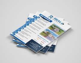 #180 untuk Custom one page Professional Brochure for Real Estate Company oleh bachchubecks
