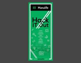 #22 for Hackathon Banner by gt4ever