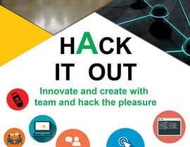 #24 for Hackathon Banner by kishorepokhriyal