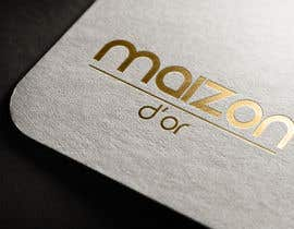 nº 188 pour Design a Logo: Maizon d'Or par bfarida685