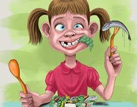 #47 untuk Children's Book Illustrations oleh AffendyIlias