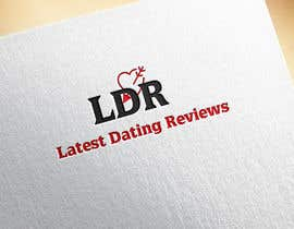 nº 13 pour Dating Review site logo par TsultanaLUCKY