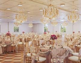 jorge9123 tarafından 3D Model of Wedding Venue için no 2