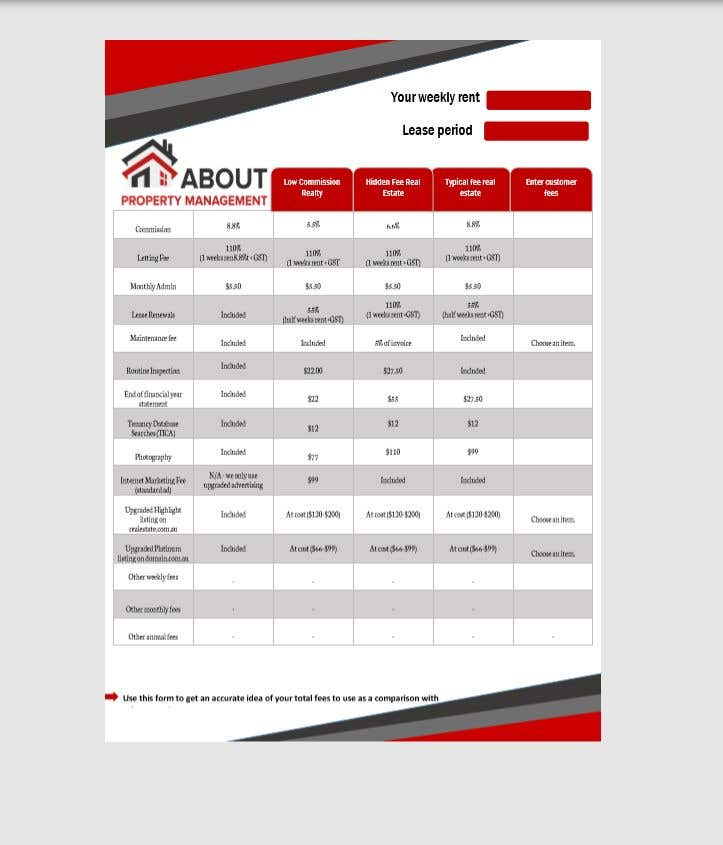 Penyertaan Peraduan #38 untuk Design a professional PDF document