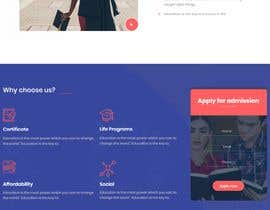 #7 для Want the design for our site( Redesign  All pages ) от kadir01