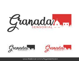 #57 cho Design a logo for a travel blog about the city of Granada (Spain) bởi heypresentacion