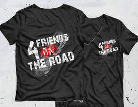 #67 untuk Design a T-Shirt for offroad motorbike oleh oussamaguid