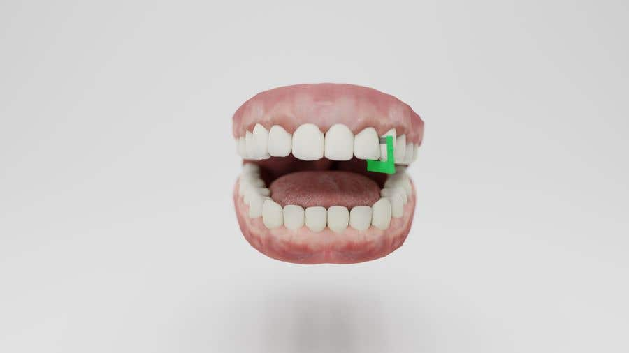 Contest Entry #4 for Create an Animation for Dental Customers showing the IPR tool.