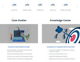 #87 untuk Word Press Home Page design -   Softura.com oleh nsrn7