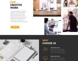 nº 81 pour Word Press Home Page design -   Softura.com par littleboye7877