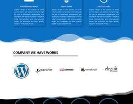 nº 68 pour Word Press Home Page design -   Softura.com par mdsahidkhan101