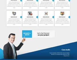 nº 78 pour Word Press Home Page design -   Softura.com par wordpresszaman