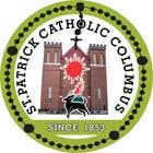 St. Patrick Catholic Church Logo & Full Graphics Set için Graphic Design127 No.lu Yarışma Girdisi