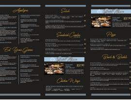 Nro 16 kilpailuun Need A FANTASTIC Restaurant Menu Designed Please! :D käyttäjältä FALL3N0005000